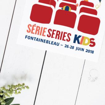 Graphisme - Logo - Série Series Kids - Jeunesse