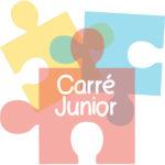 Logo client - Graphiste Webdesigner Freelance - Jeunesse - Enfance - Carré Junior