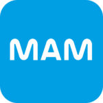 Logo client - Graphiste Webdesigner Freelance - Jeunesse - Enfance - MAM Baby