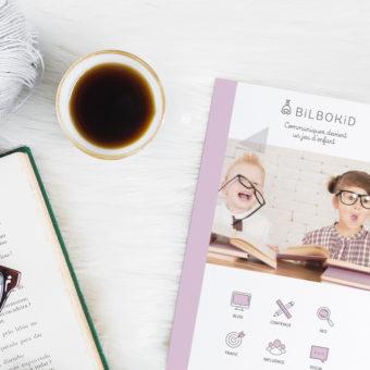 Logo - Design - Newsletter - Print - Famille - Bilbokid