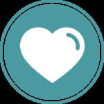 Icône - Valeurs - A propos | Graphiste Webdesigner Freelance spécialisée Enfance