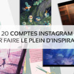 Comptes Instagram - Coup de coeur - Illustrations et graphisme - Article Blog