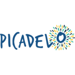Logo client - Graphiste Webdesigner Freelance - Jeunesse - Enfance - Picadelo